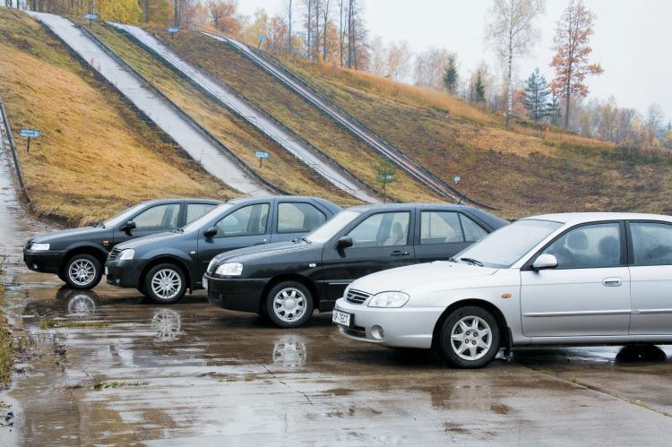 История модели samand в россии начиналась весьма неплохо